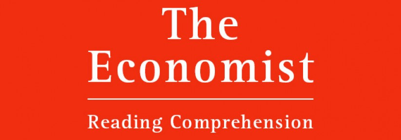 Economist Reading Comprehension Challenge #6