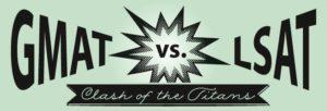 GMAT vs. LSAT Graphic