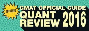 GMAT Official Quant Guide