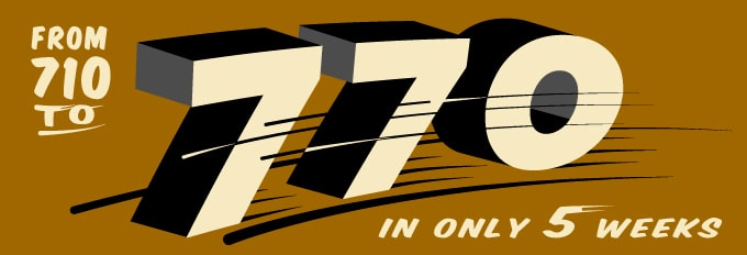 GMAT 770